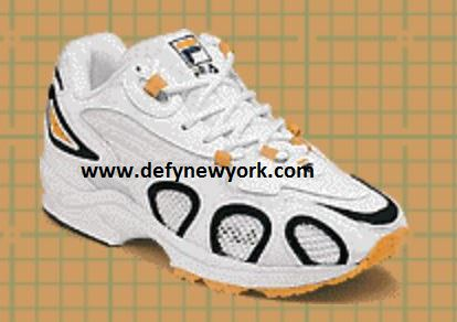 FILA Blur Running Shoe 1998 – DeFY. New York Sneakers,Music