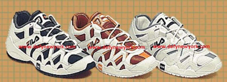 FILA Go Light Running Shoe 1998 – DeFY. New York Sneakers