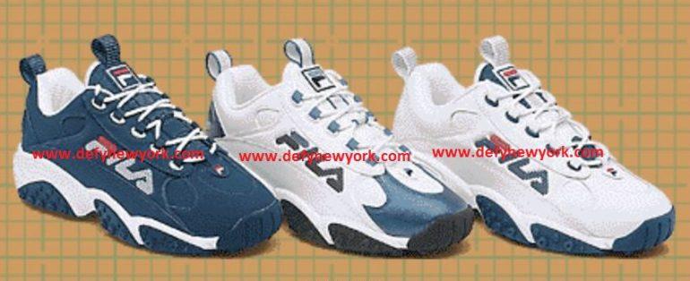 FILA Lineup Cross Training Shoe 1998 – DeFY. New York