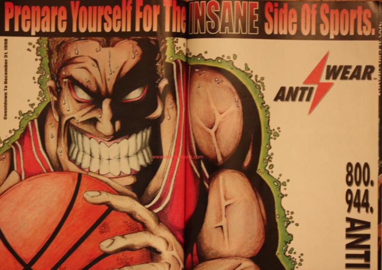 Revisit: Anti Wear 1998 – DeFY. New York Sneakers,Music