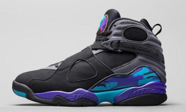 a288db5bb17a17 Jordan Brand Brings Back The Nike Air Jordan VIII Aqua For 2015
