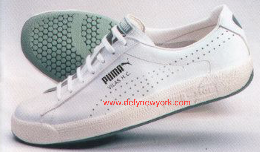 c920e3d7785 Puma Vilas Hard Court Tennis Shoe (Release Year Unknown)   DeFY. New ...