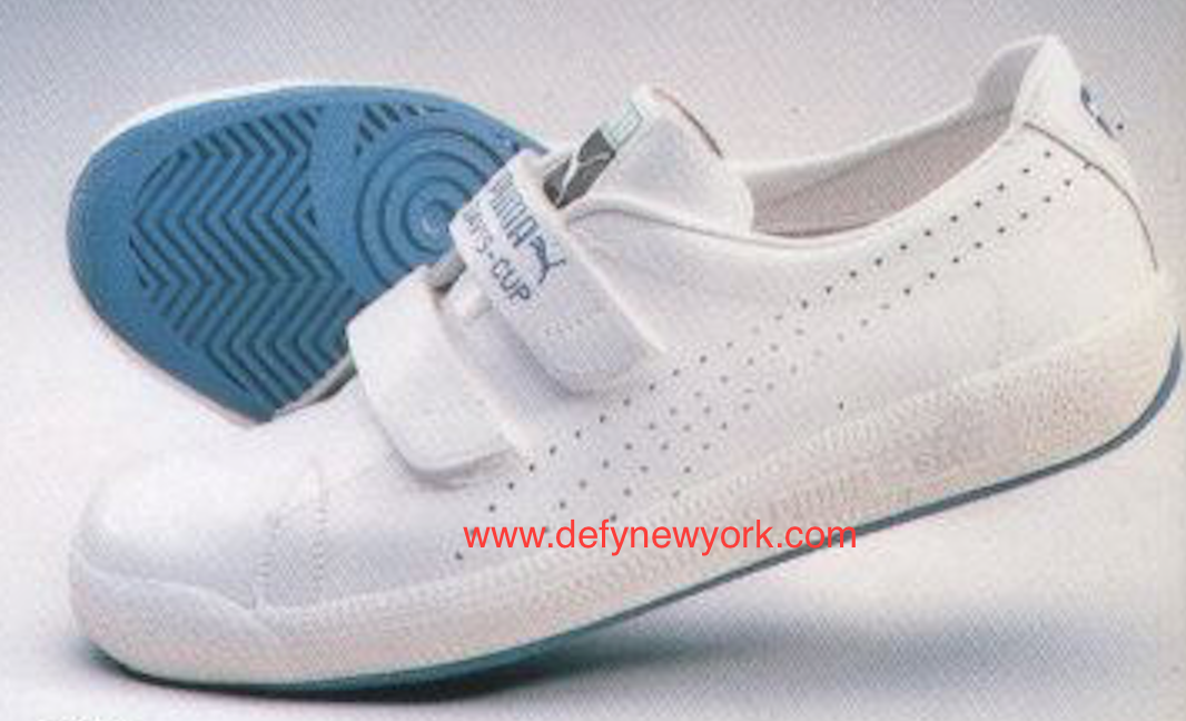 a7d1bb93d5c Puma Davis Cup Tennis Shoe (Release Year Unknown)   DeFY. New York ...