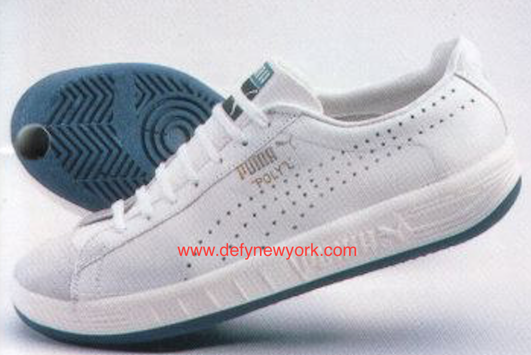 50b1dea7c83a4f ... coupon for puma poly l tennis shoe release year unknown defy. new york  b6ed2 bfad9