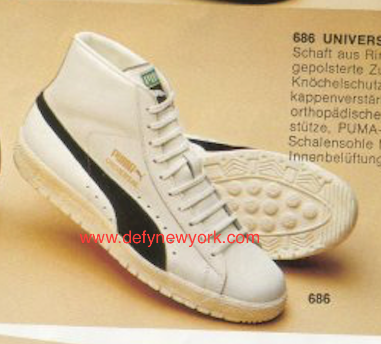 Puma Universal Sneaker (Release Year Unknown)   DeFY. New York ... be9af953d7cb1