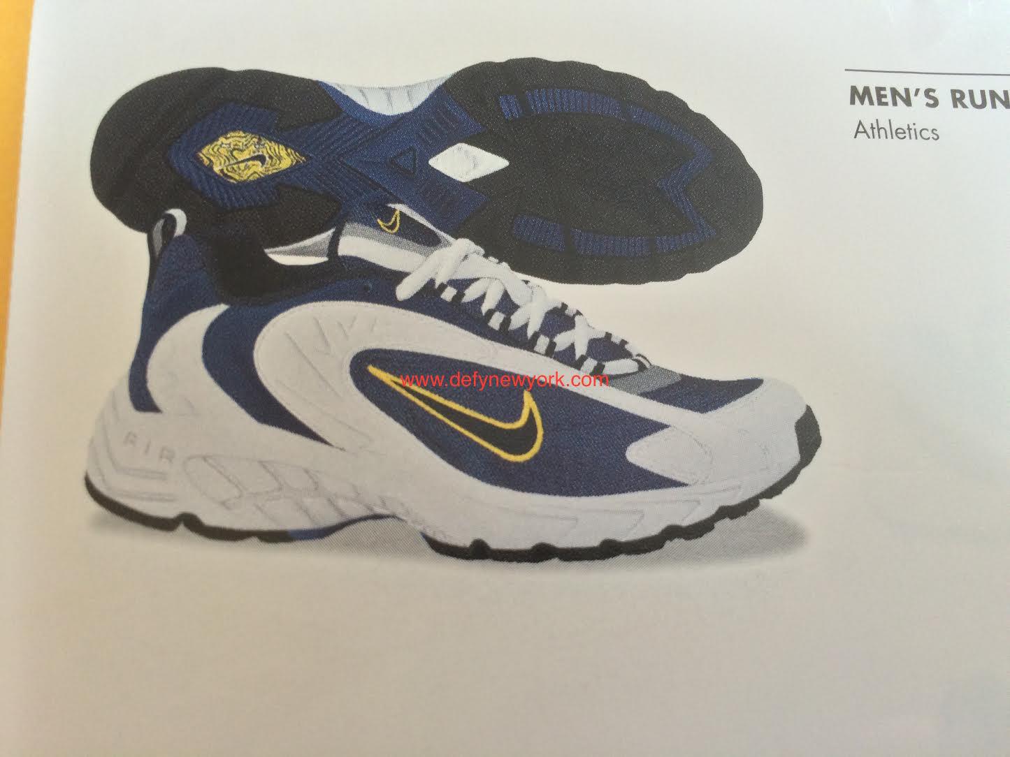 best sneakers 6c782 e3d22 Nike Air Golden Running Shoe 2000
