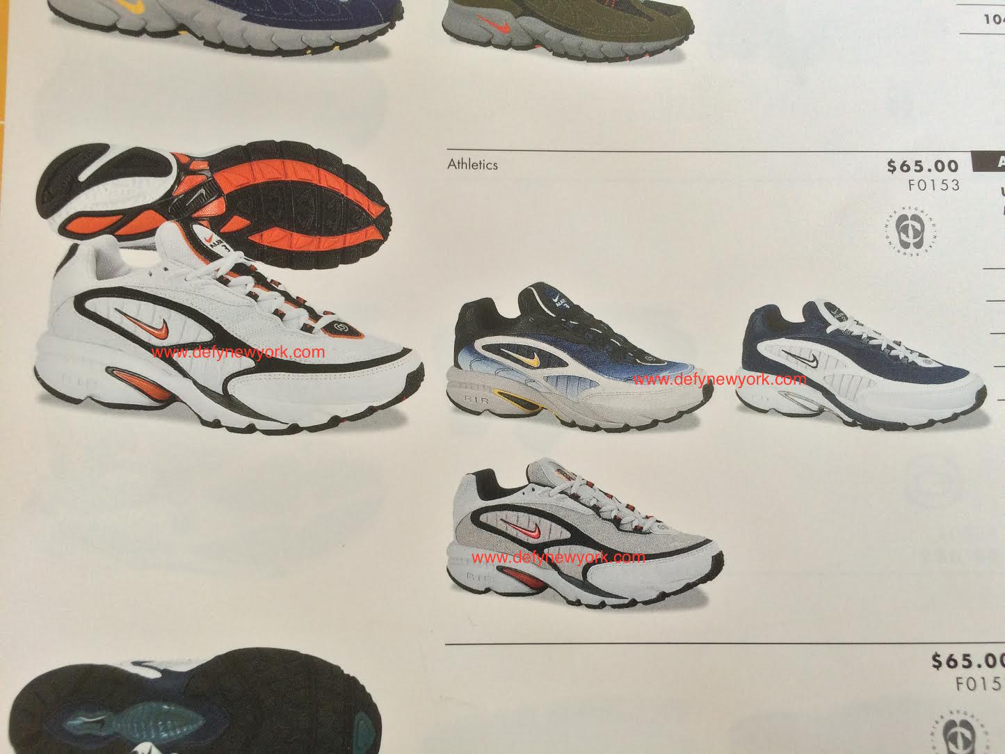 Alate Sneakers – 2000 Nike Air music York 3 Shoe DefyNew Running 6gvIbf7mYy