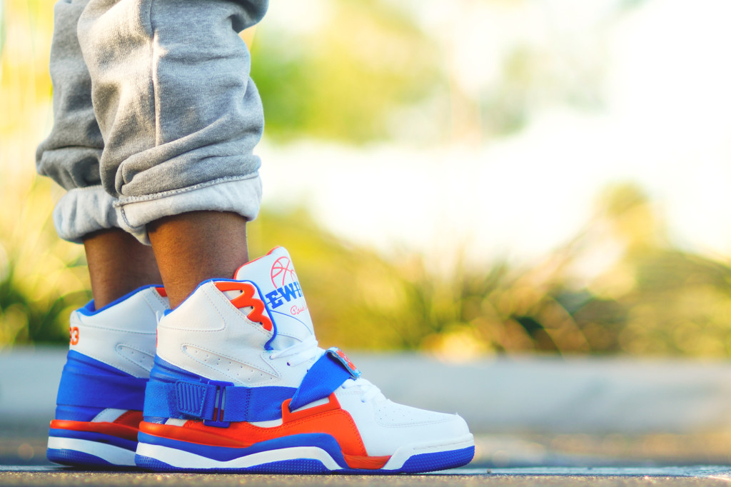 Ewing Athletics Concept Knicks
