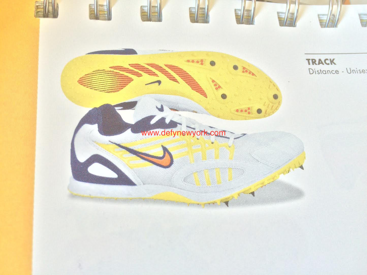 Nike Zoom Distance Track Spike 2000
