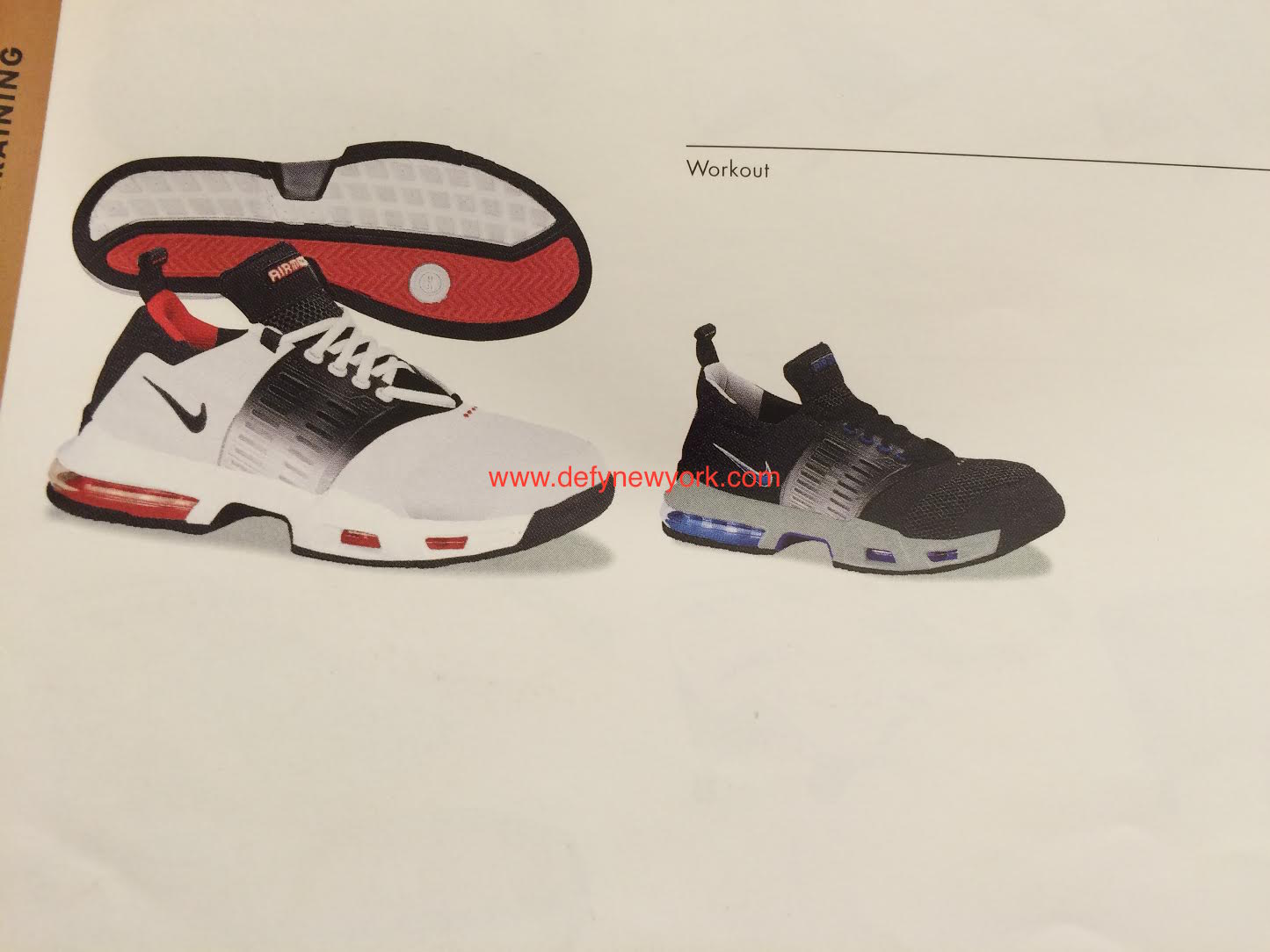 fbb9a19e737c Nike Air Trainer Max V 2000 – DeFY. New York-Sneakers