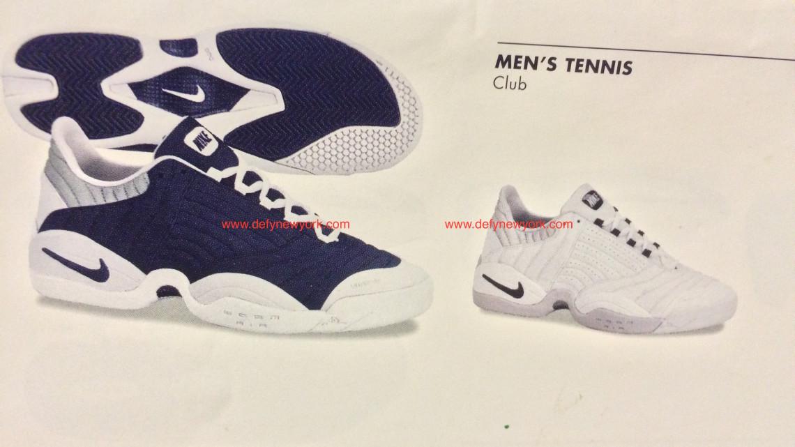 5db98c03b251 ... of modern Nike Air Oscillate II Tennis Shoe ...