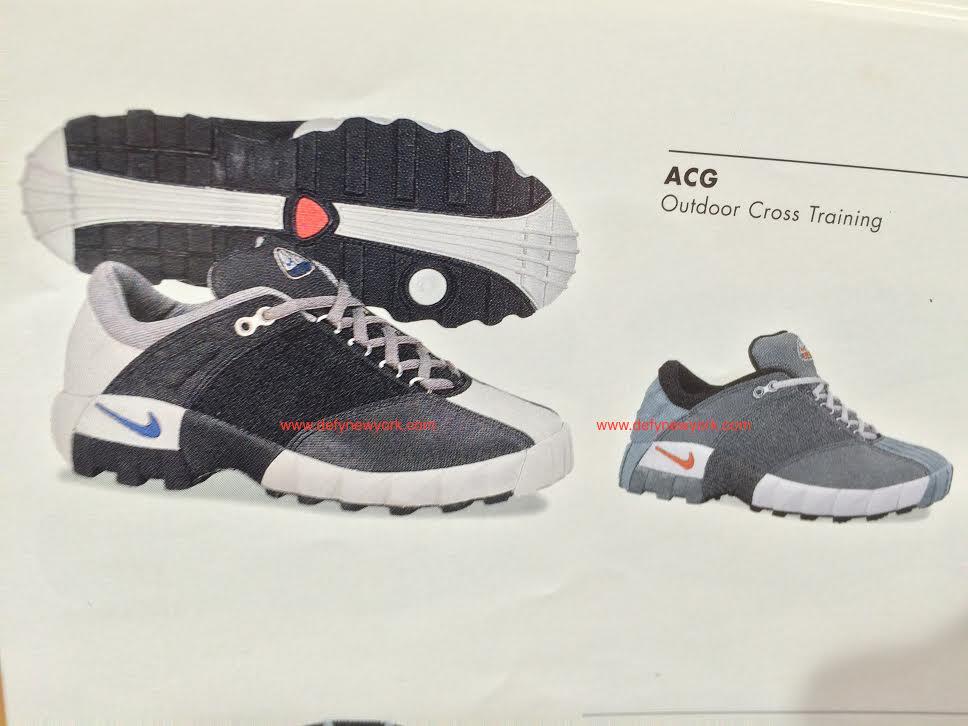 b4cb26e09411 Nike Air Texel Cross Training ACG 2000   DeFY. New York-Sneakers ...