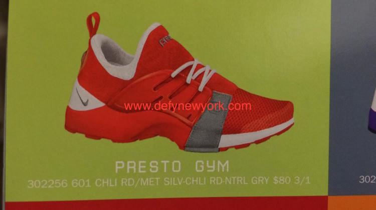 Nike Presto Gym 2002