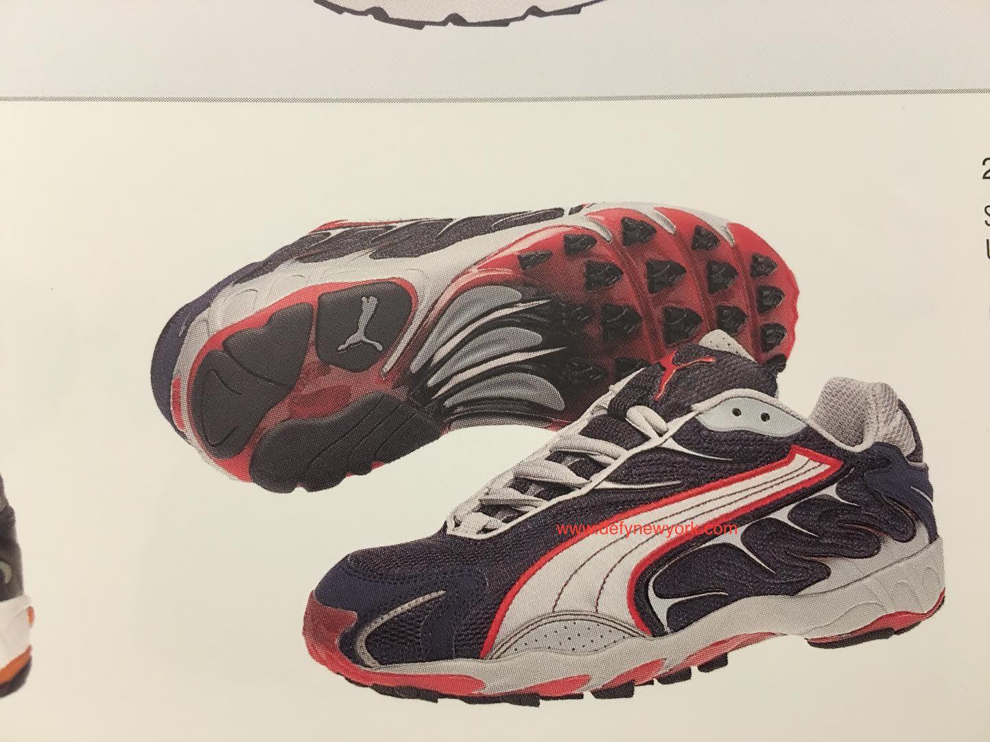 Puma Cellerator Inhale Running Shoe 2001 – DeFY. New York
