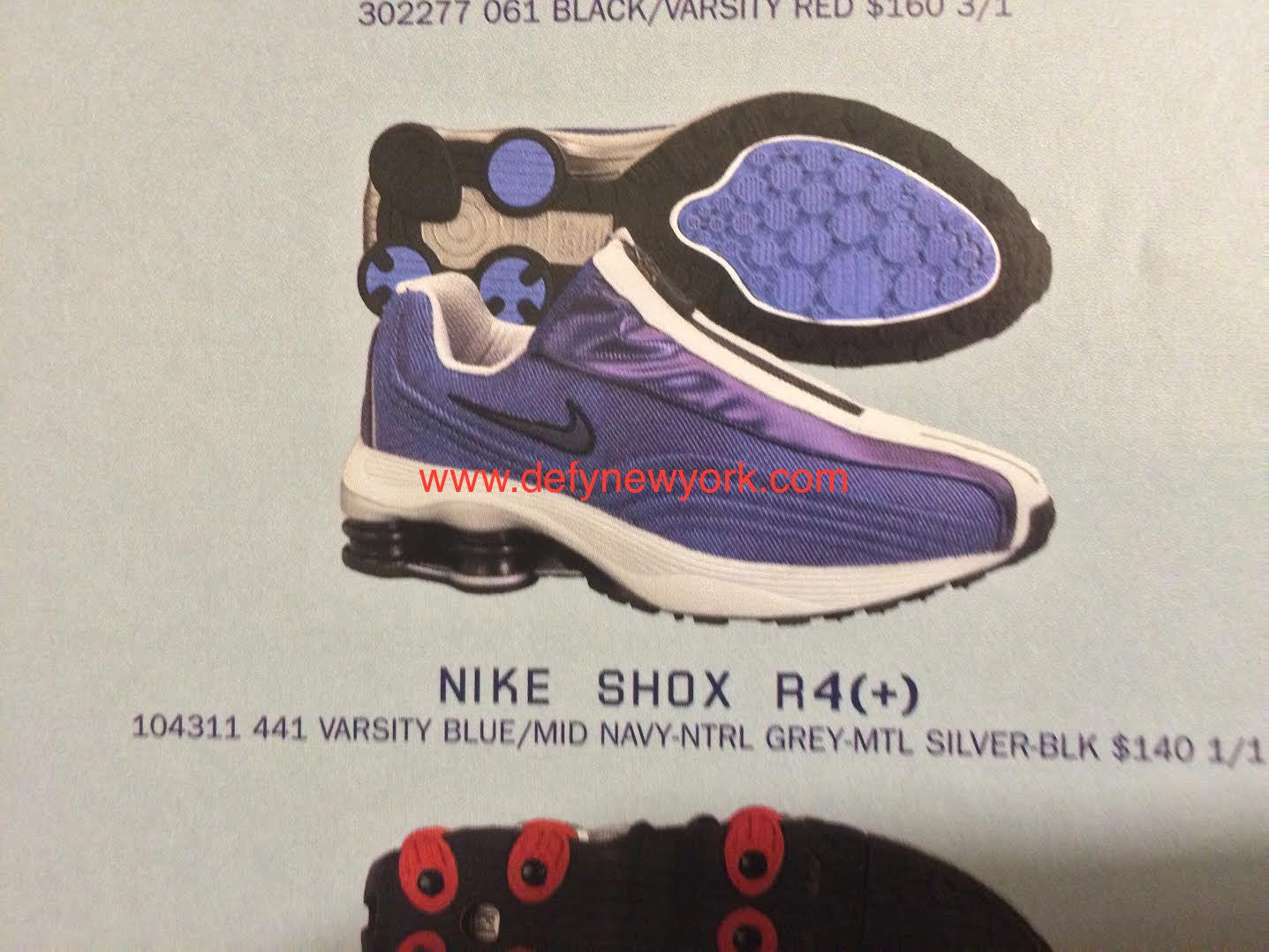 huge discount c3f07 63d55 Nike Shox R4 + 2002 – DeFY. New York-Sneakers,Music,Fashion,Life.