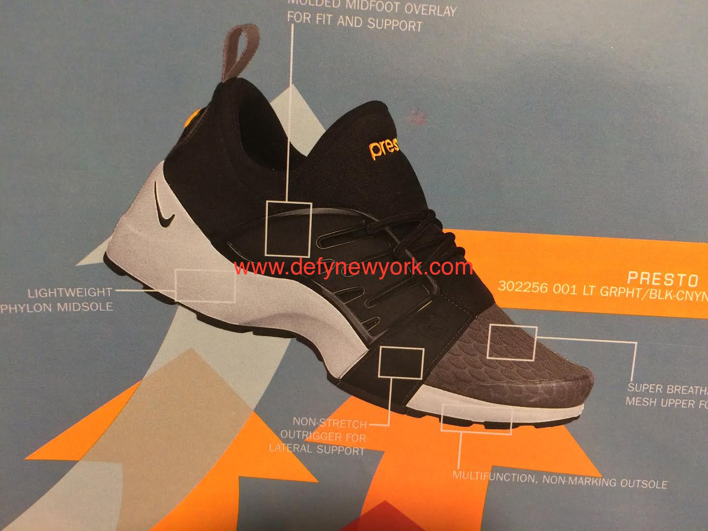 cheap for discount arriving presenting Nike Presto Gym 2002 – DeFY. New York-Sneakers,Music,Fashion ...
