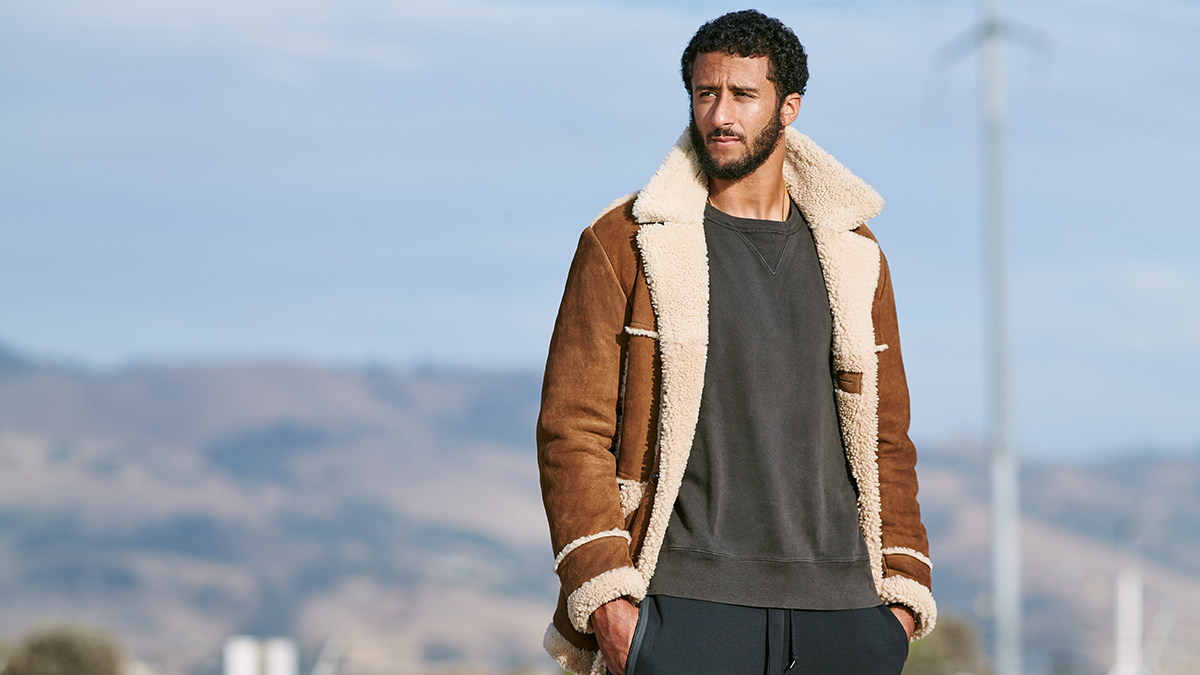 Colin Kaepernick >> The Colin Kaepernick x Mr Porter Photoshoot & Interview ...