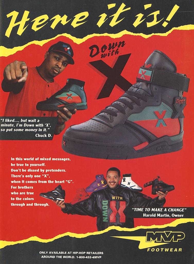 mvp x footwear