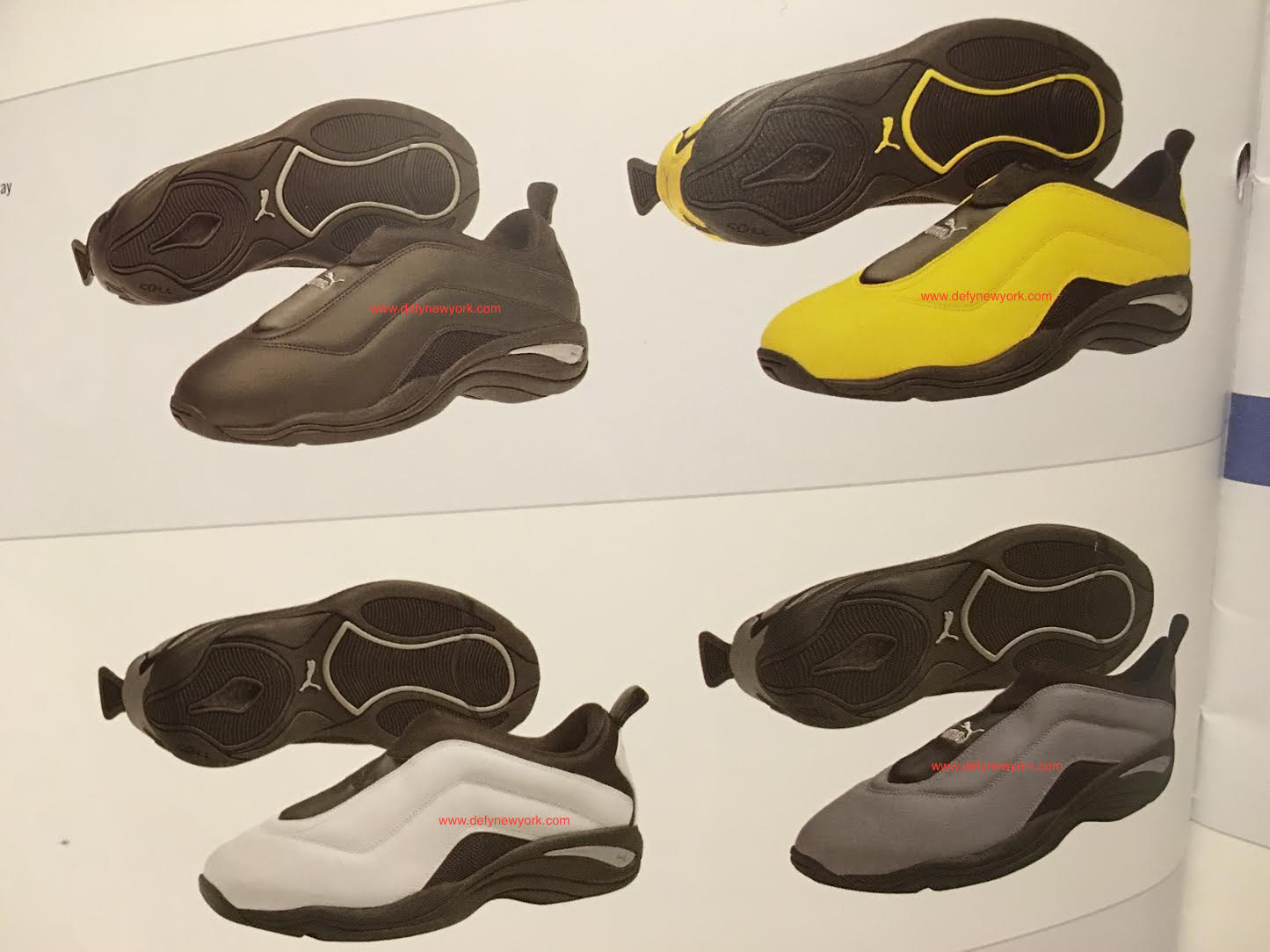 d46d215b569c They may not have been the only company with a slip on tech basketball shoe  but they definitely came correct as far as design