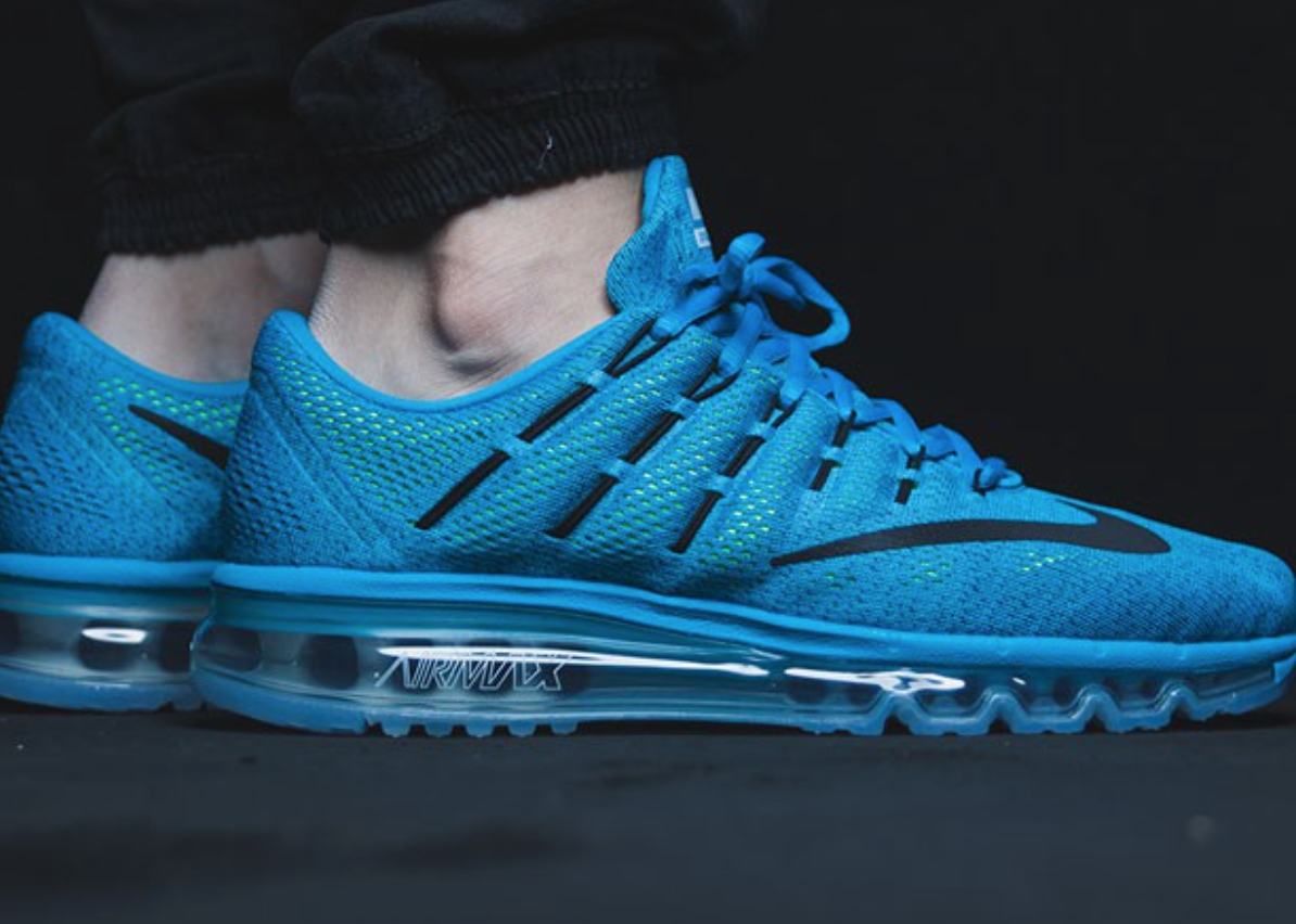 "Nike Air Max 2016 ""Blue Lagoon""   ""Bright Crimson"" Available Now ... f6c3f1847560"