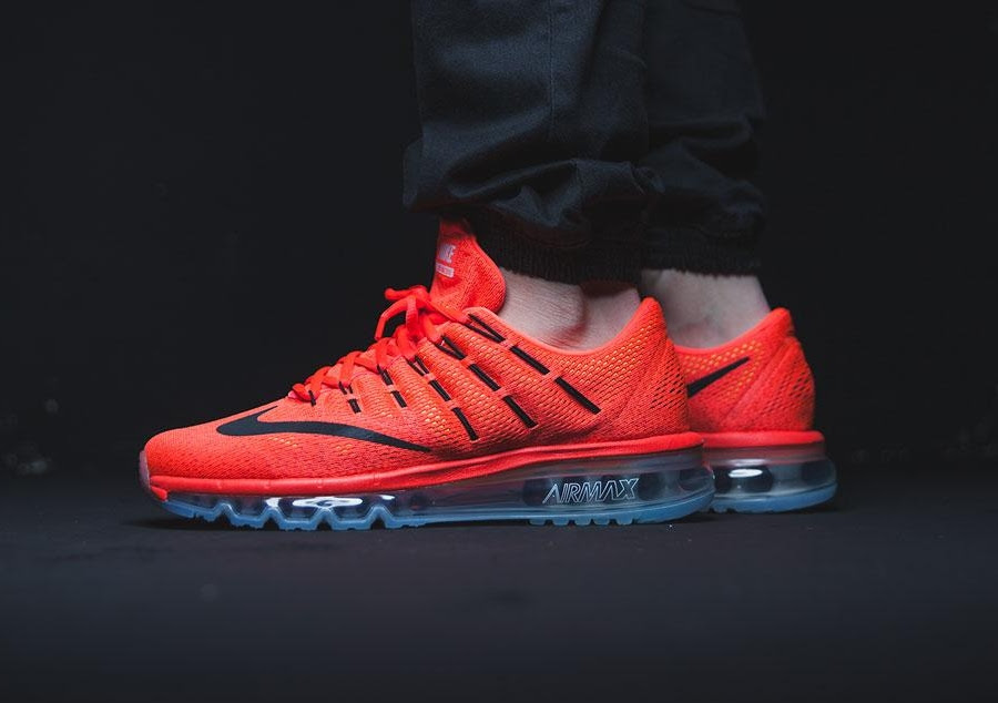 "59bf7ab2f546 Nike Air Max 2016 ""Blue Lagoon""   ""Bright Crimson"" Available Now – DeFY.  New York-Sneakers"