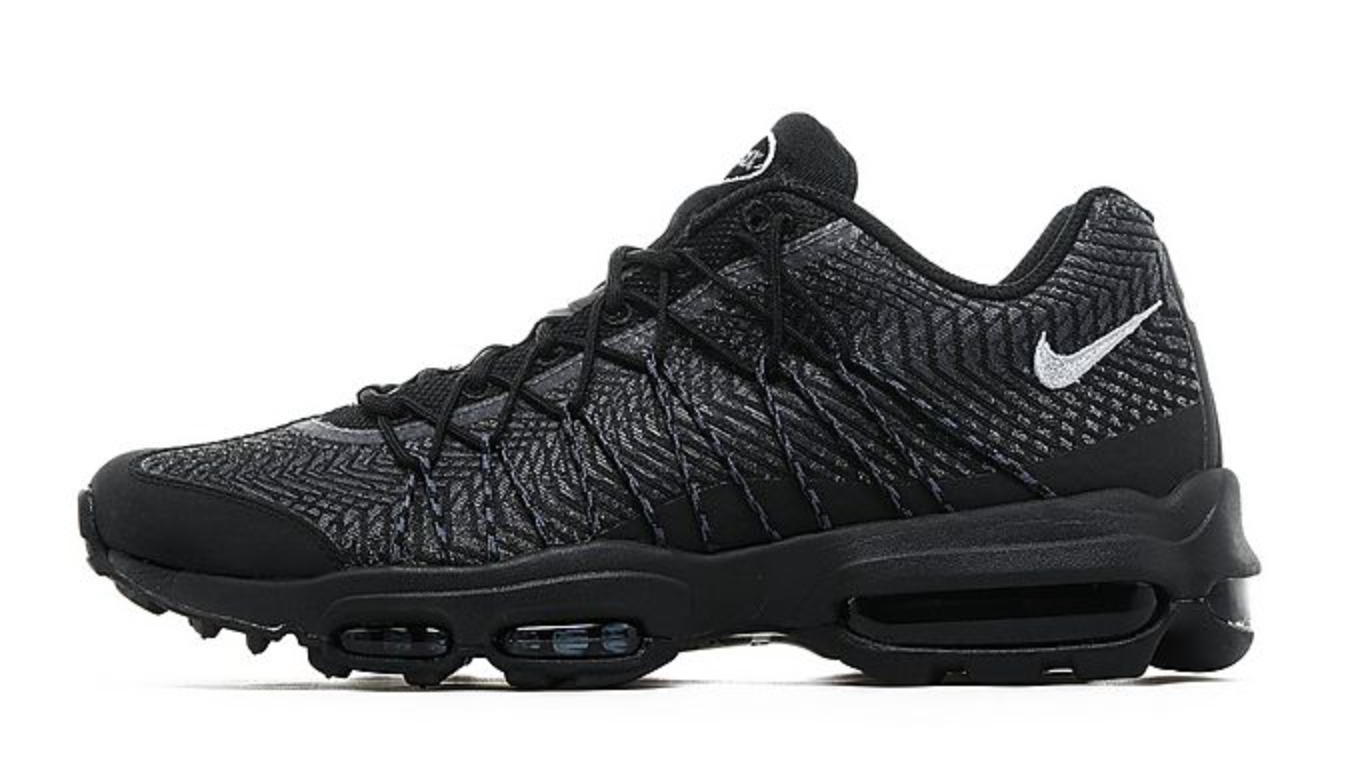 0648dadd6c1 A Close Up Look Of The Nike Air Max 95 Jacquard 2015 – DeFY. New ...