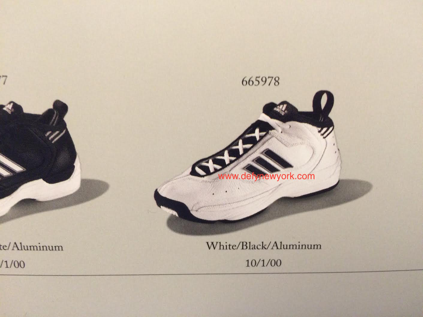 adidas basketball shoes 2000
