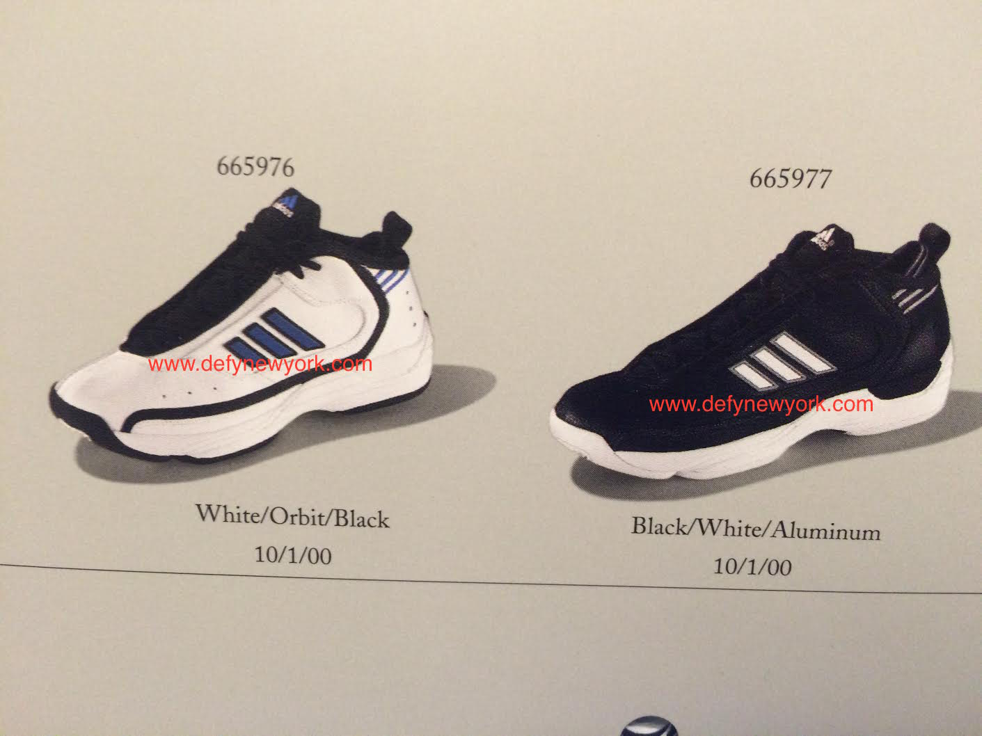 Adidas Durus Mid Basketball Shoe 2000