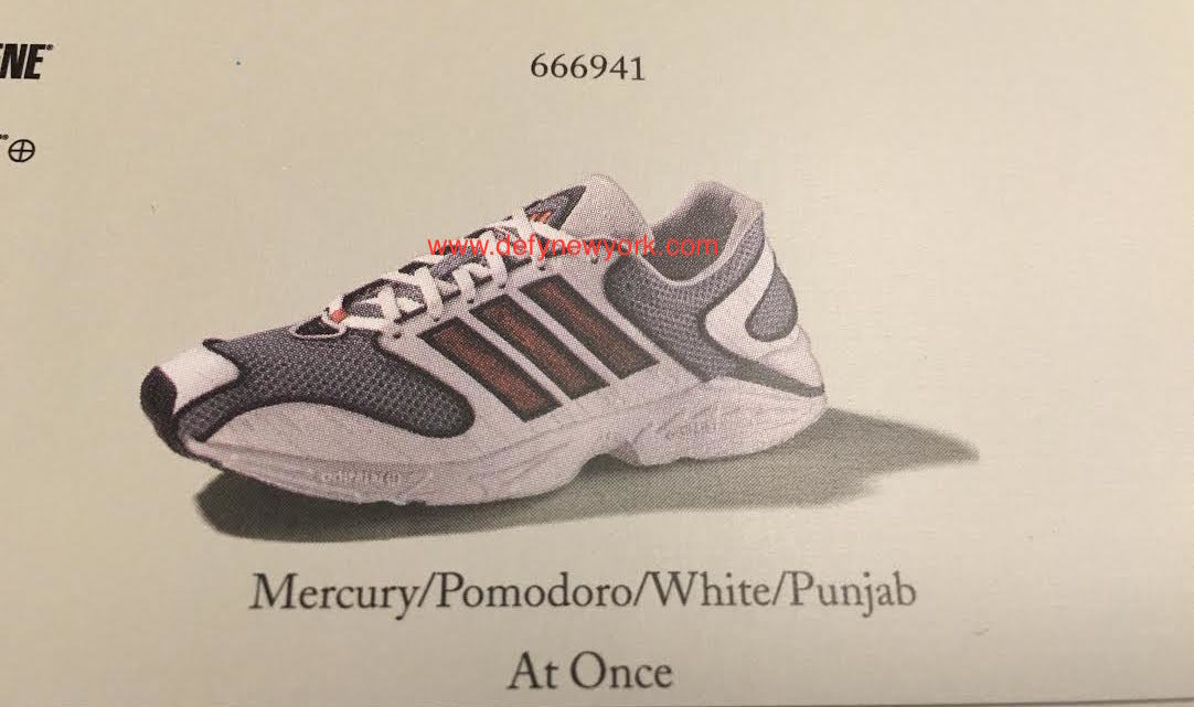 adidas RaTS Racer Running Shoe 2000 : DeFY. New York