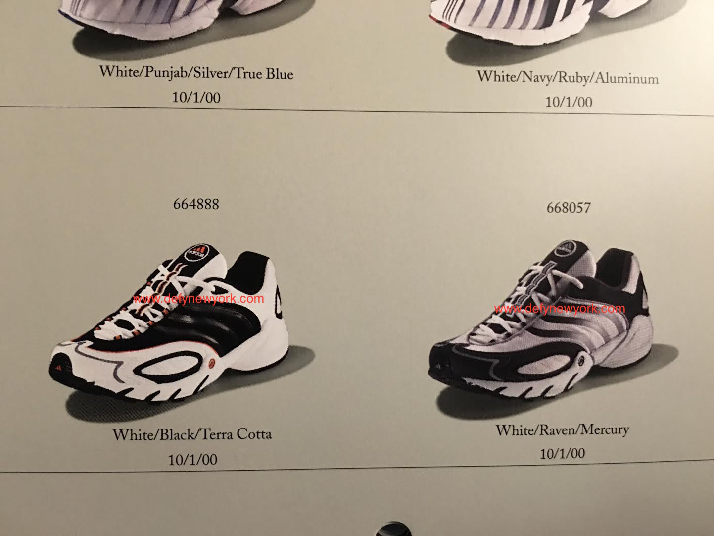 Sneakers (Adidas) Part 2