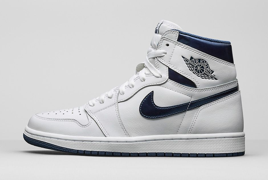 air jordan 1 white metallic purple paint