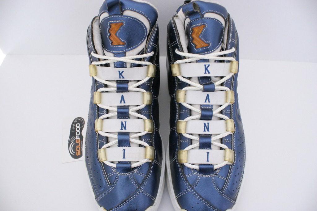 Vintage Karl Kani High Top Sneakers Size 13 1990s Hip Hop Rap OG Rare 2Pac Biggie Smalls 3_zps3behe5jo
