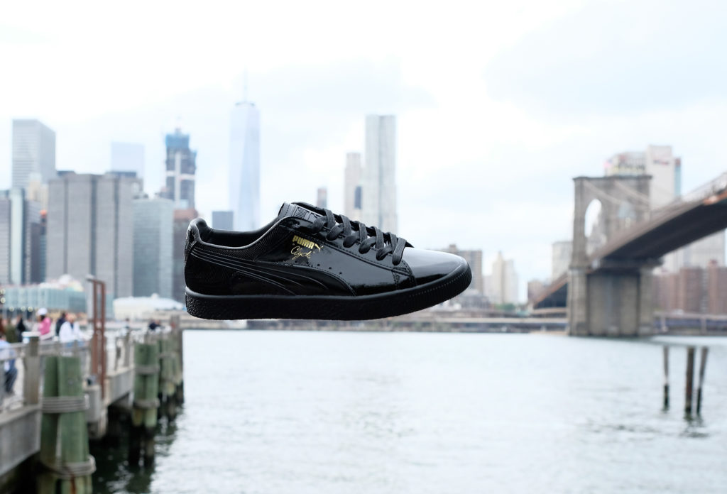 NEW YORK, NY - SEPTEMBER 28: Puma at Brooklyn Bridge Park on September 28, 2016 in New York City. (Photo by Dimitrios Kambouris/Getty Images for PUMA)