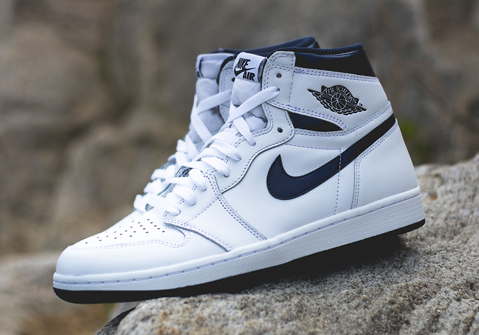 reputable site 07532 b7a7c NIKE AIR JORDAN 1 HIGH OG METALLIC. If you re over the age of 30 then there  is a good chance that you remember the days when if you wanted to own this  shoe ...