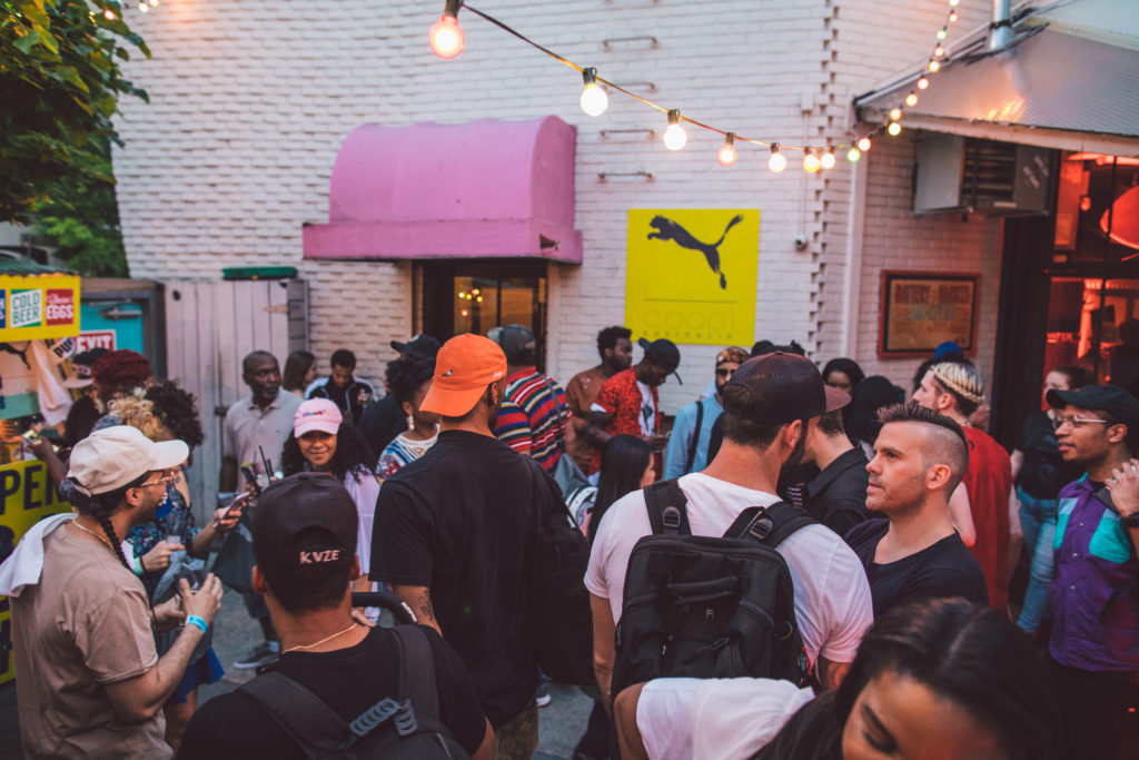 PUMA   COOGI Spread Love The Brooklyn Way   DeFY. New York-Sneakers ... 9262fcacf