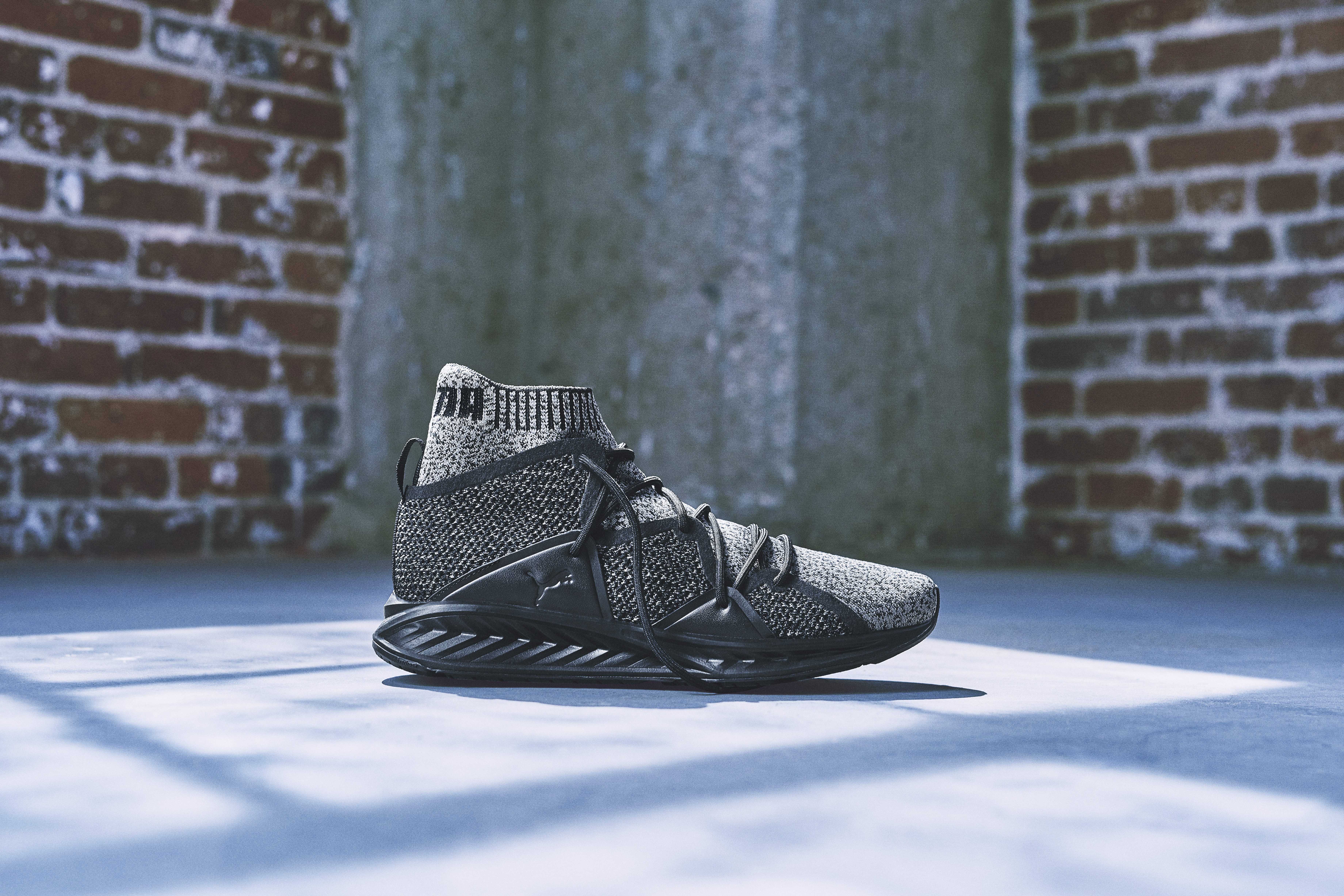 5eb9d4b6c42 ... knit for medial and lateral support surrounding the foot. Try out a set  now exclusively at PUMA Lab Powered by Foot Locker at a retail price of   135.00