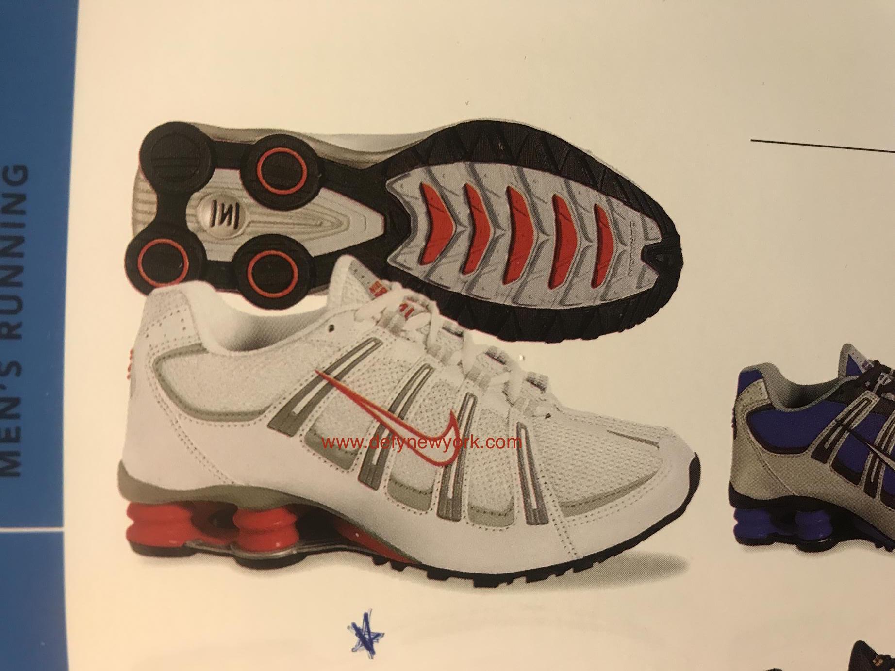 Nike Shox Turbo Running Shoe 2003   DeFY. New York-Sneakers 422a1193d