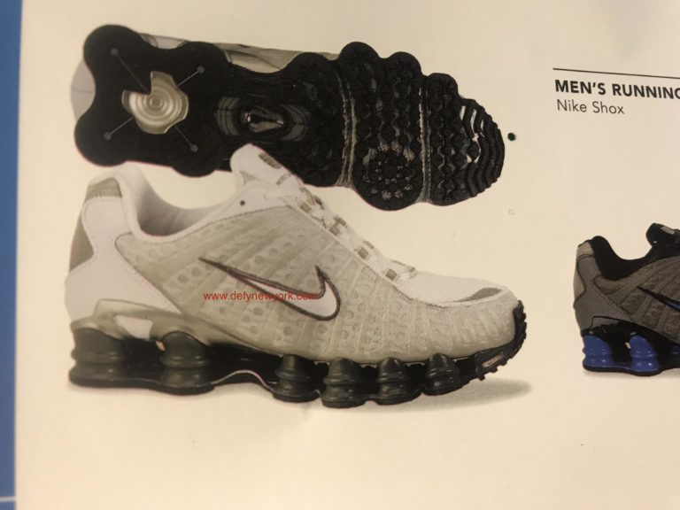 best website e0d47 ffb1f Was This The Best Running Shoe Of 2003  I ve always had a weird  relationship with the Nike Shox ...
