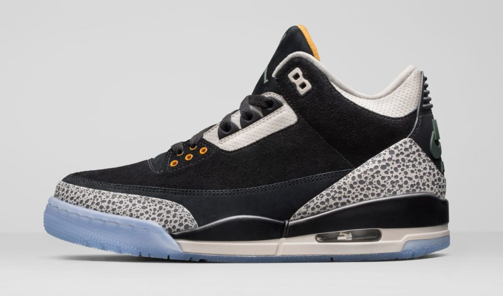 The Atmos Jordan III was packed in with another highly coveted shoe in the  Air Max 1 premium but of the two this was the one to own and here is why.