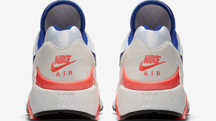 """THE NIKE AIR MAX 180 OG """"ULTRAMARINE"""" IS BACK FOR 2018 BUT HAVE THEY GOTTEN  ANY CLOSER TO THE OG?"""
