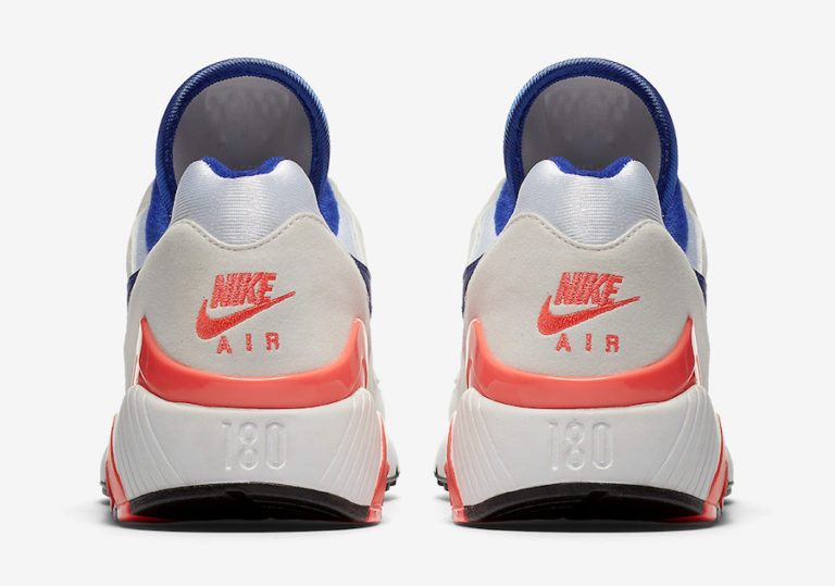 "newest b2ff8 0cd41 THE NIKE AIR MAX 180 OG ""ULTRAMARINE"" IS BACK FOR 2018 BUT HAVE THEY GOTTEN  ANY CLOSER TO THE OG"