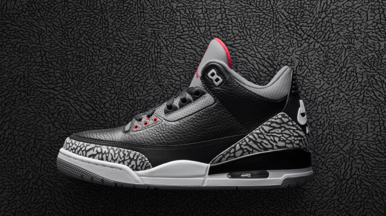 THREE (Rhythm Nation Steez): Why Saturday's Jordan III Release Is One Of  This Years Biggest Drops