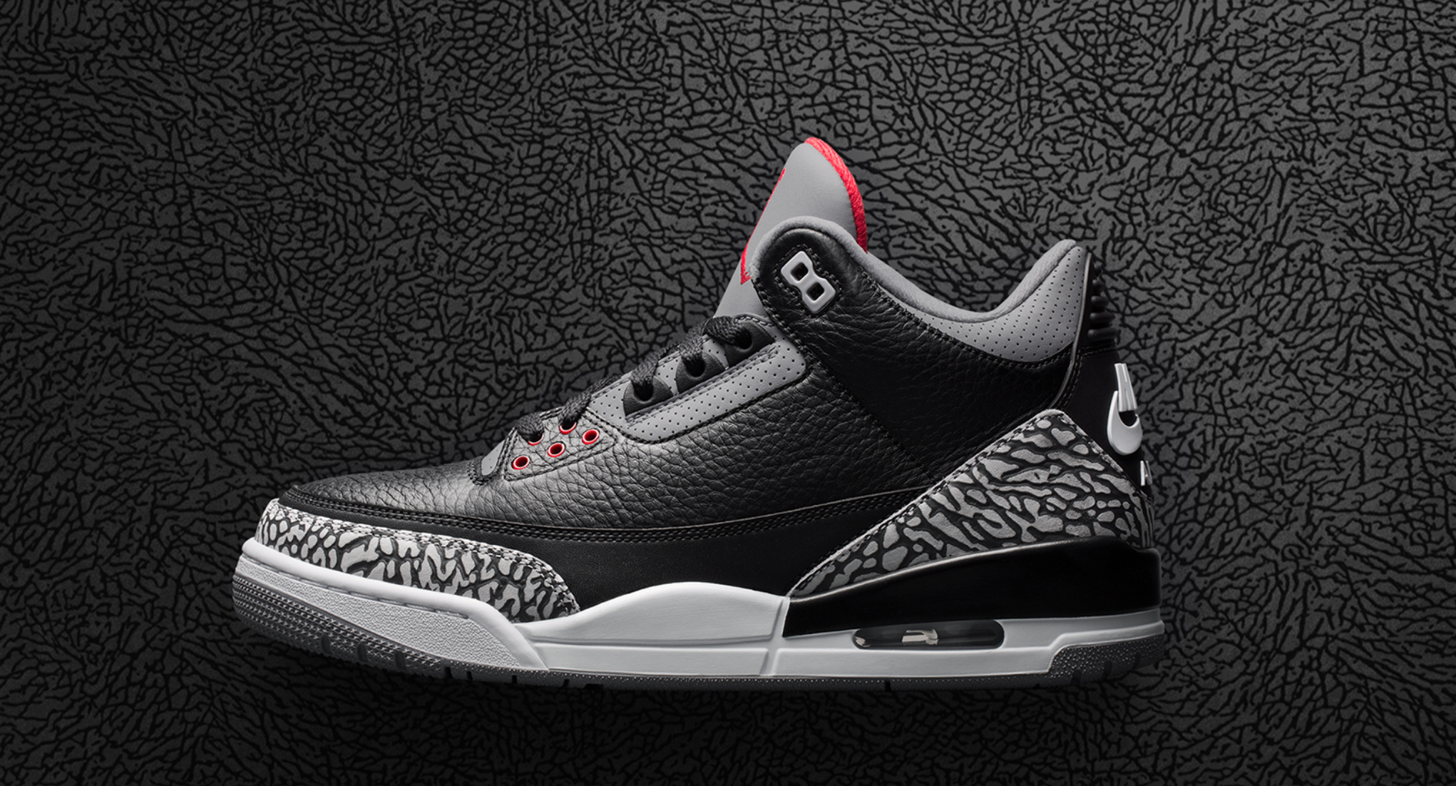 One. Two. THREE (Rhythm Nation Steez): Why Saturday's Jordan III Release Is  One Of This Years Biggest Drops