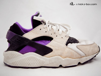 new concept ad448 cec10 The Nike Air Huarache Purple Punch OG 2018 Makes A Quiet ...