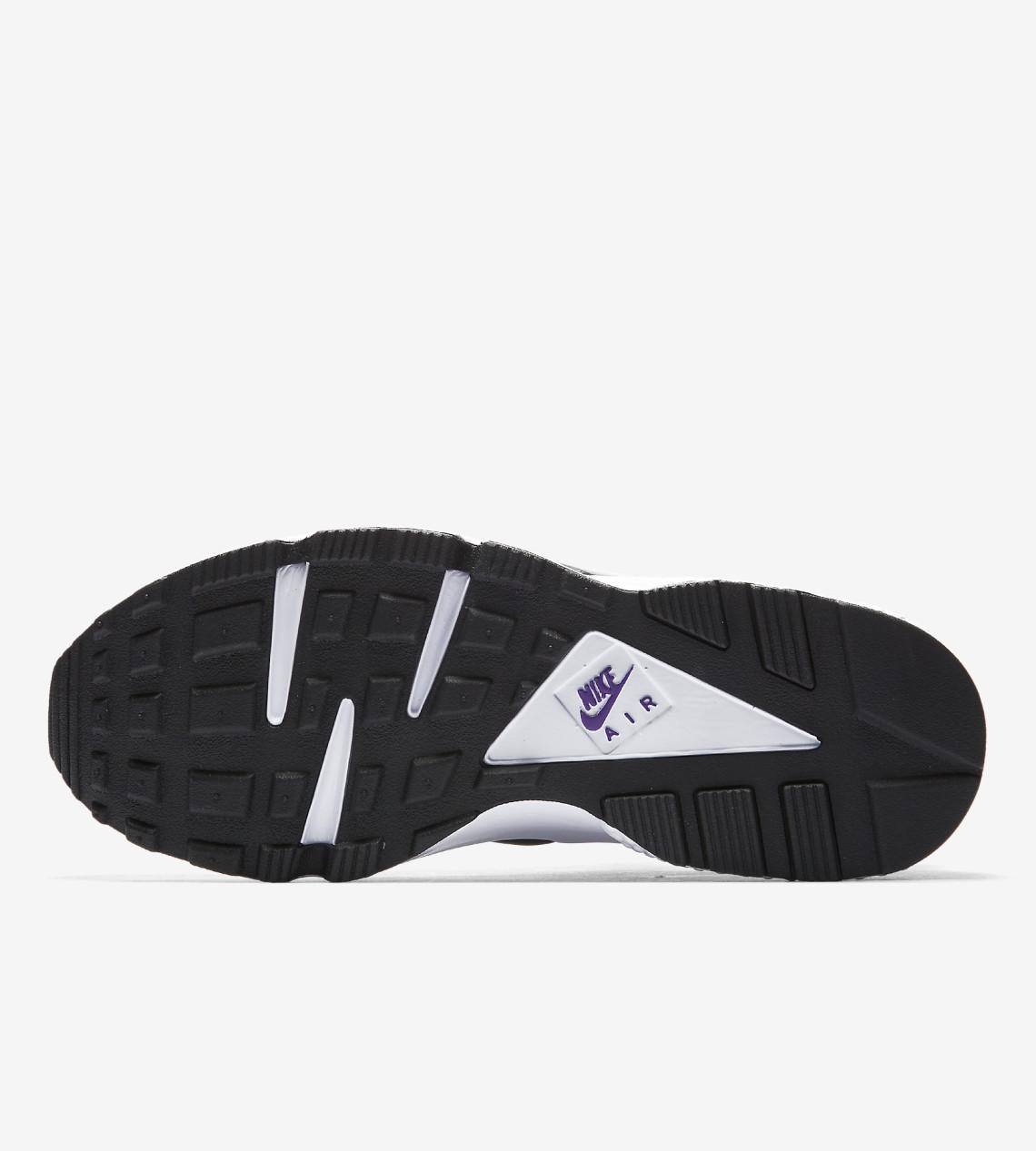ce73294ceeba7 The Nike Air Huarache Purple Punch OG 2018 Makes A Quiet Return ...