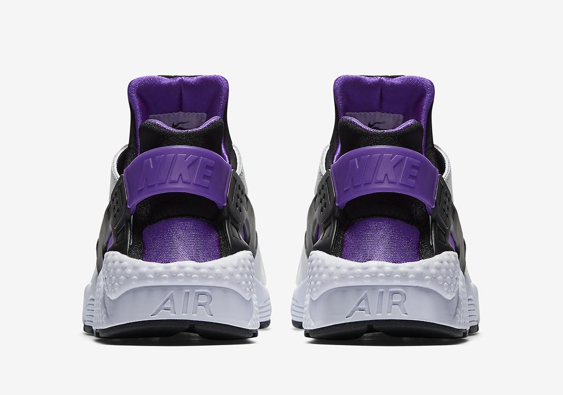 2c7275774a723 The Nike Air Huarache Purple Punch OG 2018 Makes A Quiet Return ...