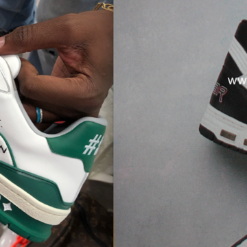 4b4d854589f3 Did Virgil Abloh Just Troll The Sneaker Community Or Did He Create The  Greatest Tribute Shoe Of All Timeganwenhao Check Out All The Possible  Sneaker ...