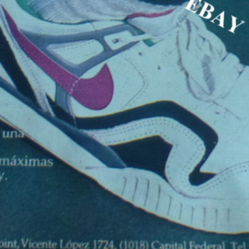 8a5de4baa1c994 1990  Take A Look Back At This Rare Original Colorway Of The Nike Air Tech  Challenge II Low