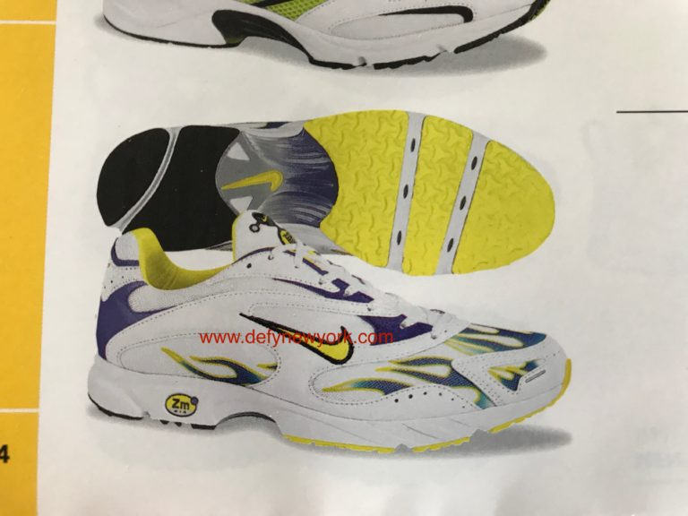 544315a17576 Late Year Revisit Of The Original Nike Air Zoom Streak Spectrum Plus 2003