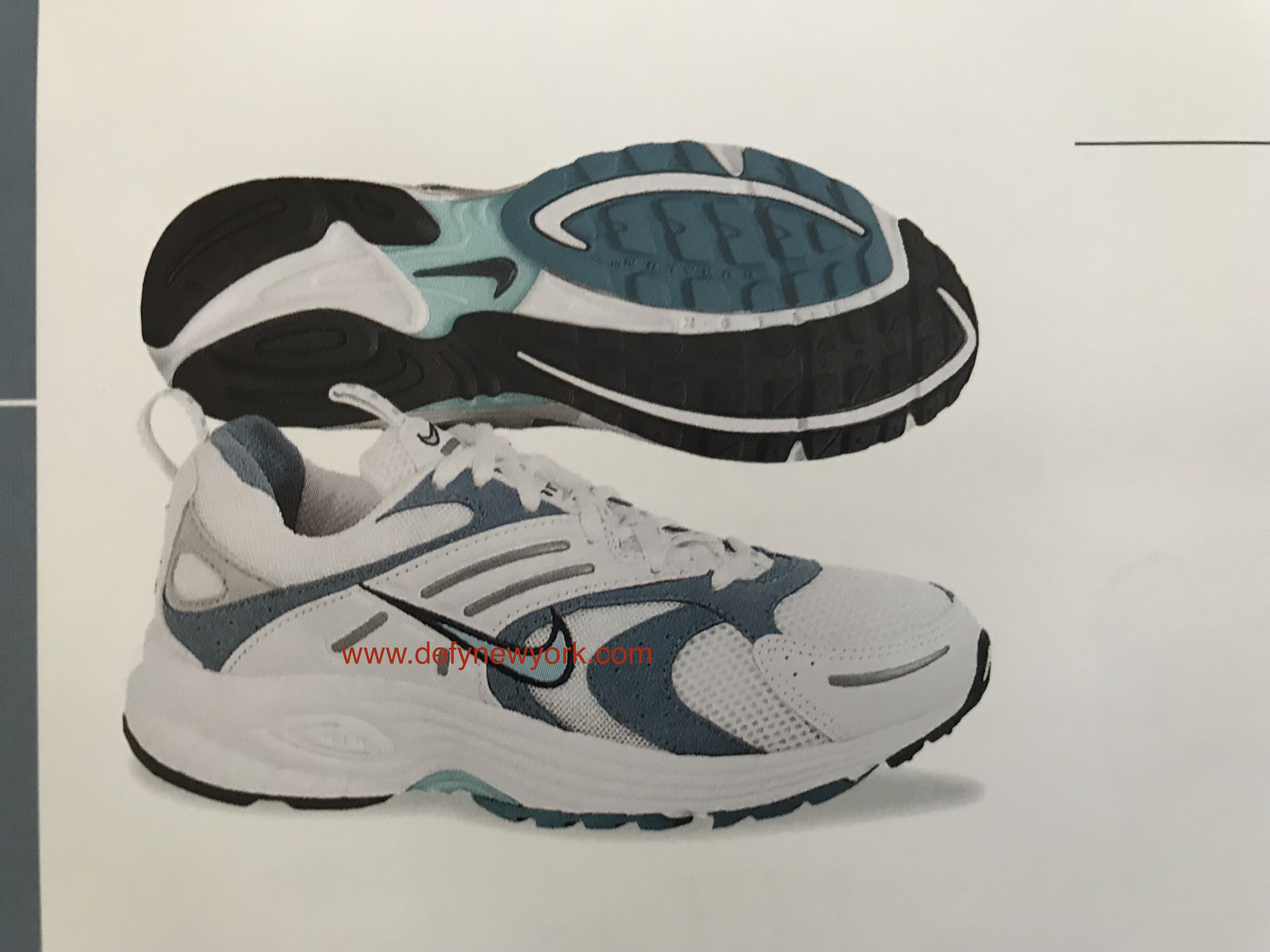 90c0c768e4d1 Nike Air Structure Triax Running Shoe 2003   DeFY. New York-Sneakers ...